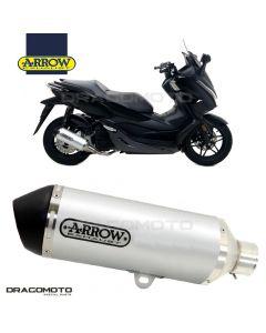 Exhaust FORZA 125 URBAN