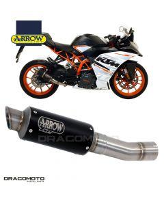 Exhaust RC 390 GP2