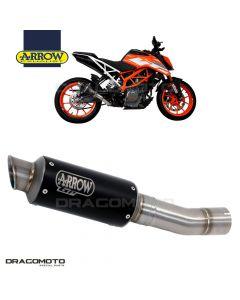 Exhaust 125 DUKE GP2