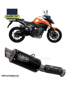 Exhaust 790 DUKE GP2