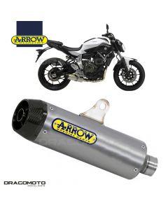 Exhaust MT-07 JET RACE
