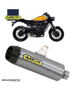 Exhaust XSR 700 JET RACE