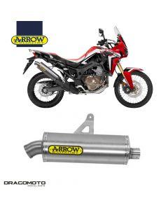 Exhaust CRF 1000 L AFRICA TWIN MAXI RACE-TECH