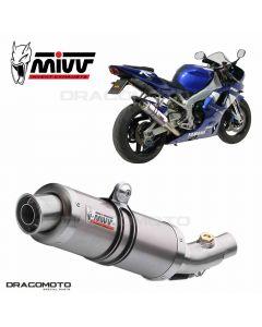 Exhaust YZF 1000 R1 GP