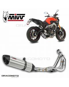 Full exhaust MT-09 SUONO