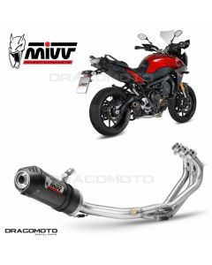 Full exhaust Tracer 900 OVAL