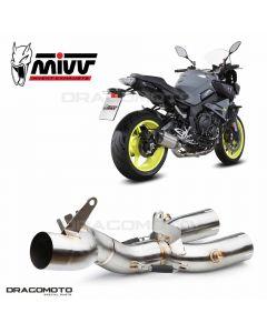 No-kat pipe MT-10