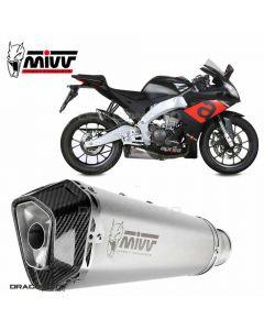 Exhaust RS 125 DELTA RACE