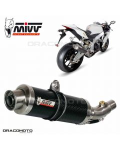 Exhaust RSV4 GP
