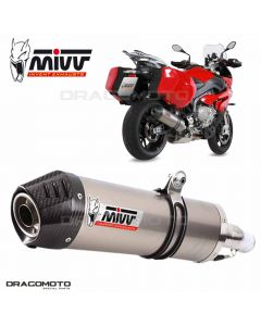 Exhaust S 1000 XR OVAL