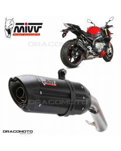 Exhaust S 1000 XR SUONO High up