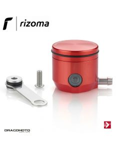 Front brake fluid reservoir Red CT027R