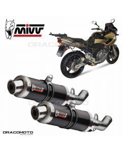 2 Exhaust TDM 900 GP