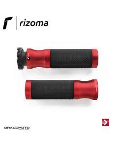 Grips Sport (Ø 22 mm) Red Rizoma GR205R