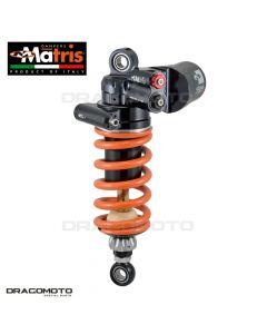 Shock absorber MATRIS APRILIA DORSODURO 750 / DORSODURO 1200 / DORSODURO 900 MA108.02R M46R Orange/Black