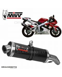 Exhaust YZF 1000 R1 OVAL