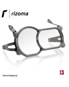 Headlight guard Grey Rizoma ZBW064D