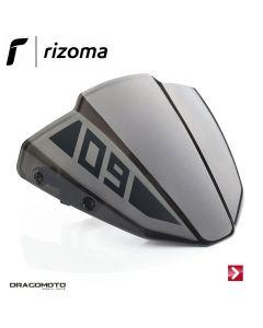 Headlight fairing (Polycarbonate) Black ZYF032B