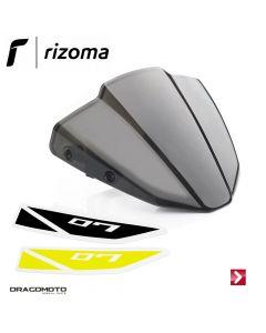 Headlight fairing (Polycarbonate) Black Rizoma ZYF040B
